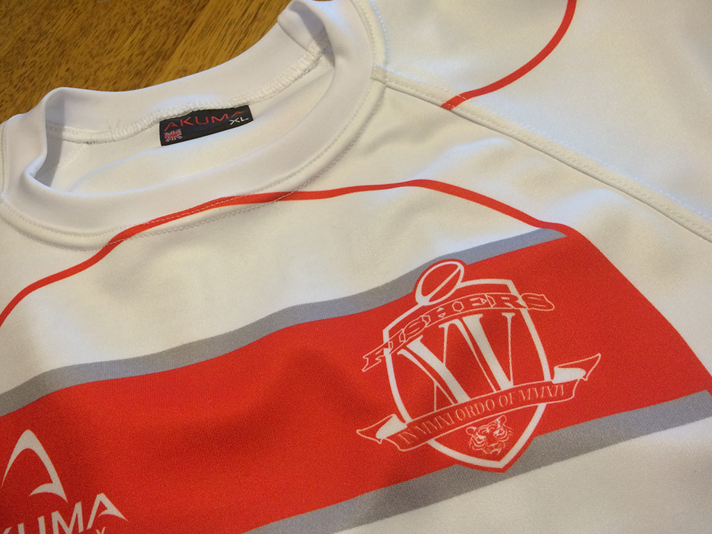Fishers High School Rugby   2013 Jersey