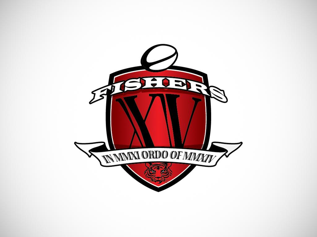 Fishers High School Rugby   Logo