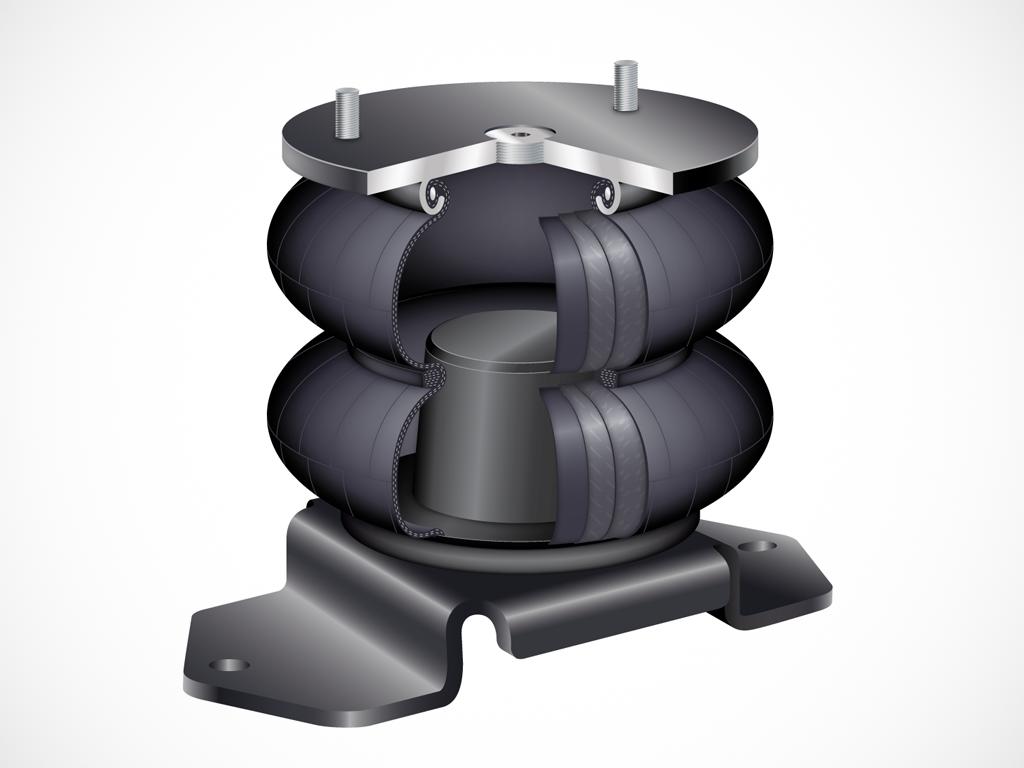 Firestone | Airbag Cutaway