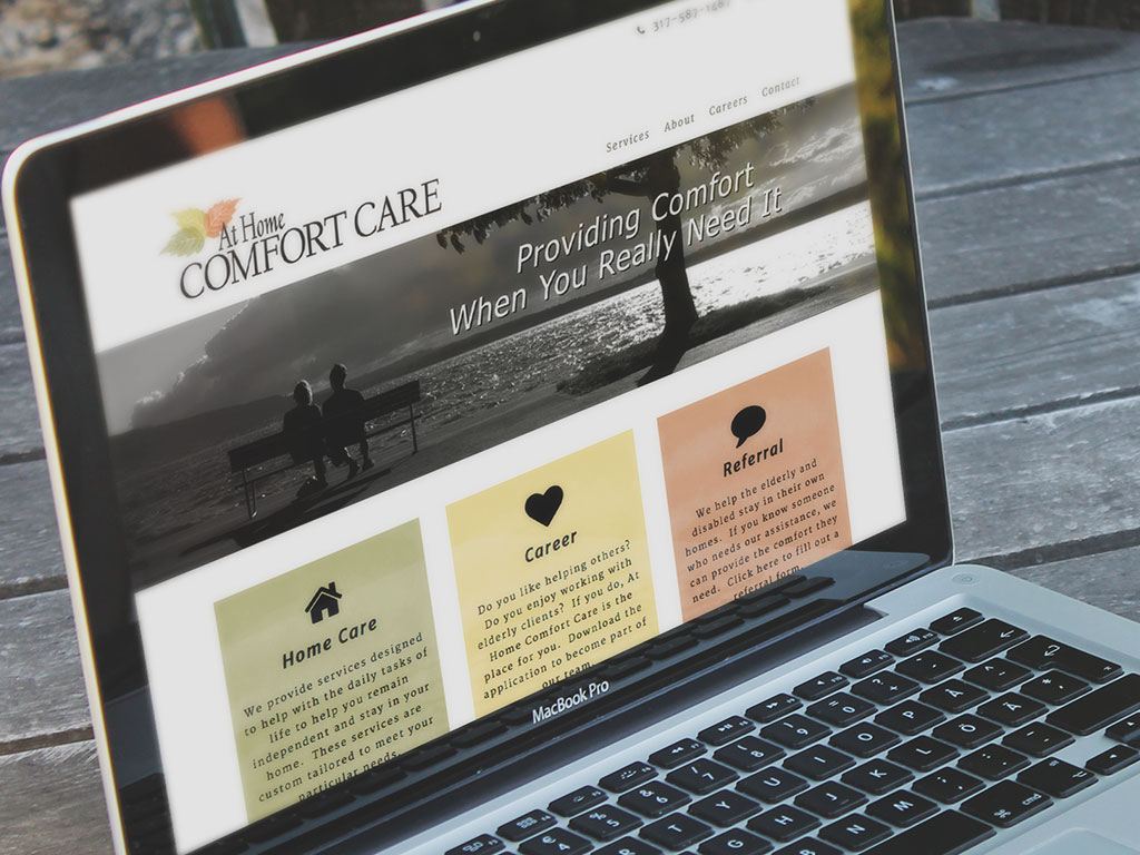 At Home Comfort Care Website | Www.AHComfortCare.com